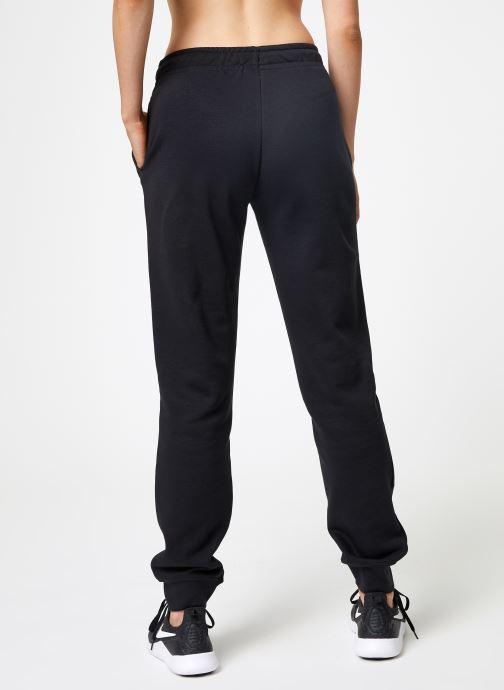 Vêtements Nike Pantalon Femme Fleece Nike Sportswear Essential Noir vue portées chaussures