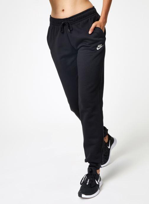 Vêtements Nike Pantalon Femme Fleece Nike Sportswear Essential Noir vue détail/paire