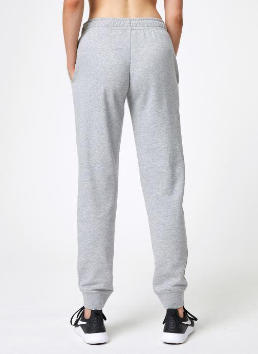 Vêtements Nike Pantalon Femme Fleece Nike Sportswear Essential Gris vue portées chaussures