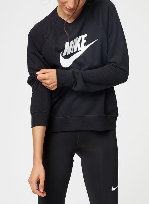 Vêtements Nike Sweat Femme Nike Sportswear Essential Noir vue détail/paire