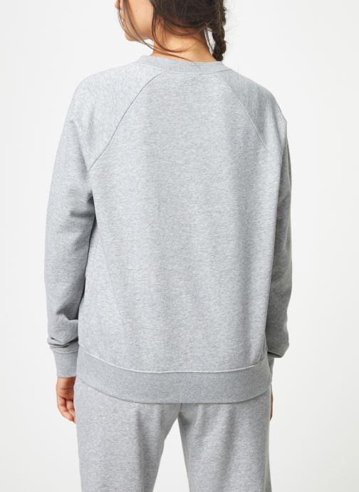 Kleding Nike Sweat Femme Nike Sportswear Essential Grijs model