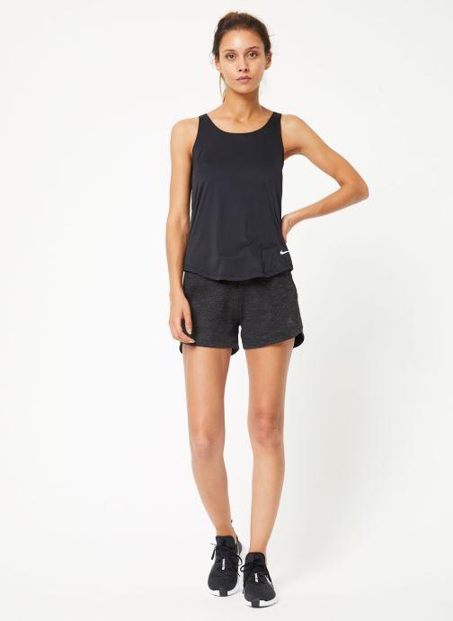 Vêtements Nike Débardeur de training Femme Nike Dry Essential Elastika Noir vue bas / vue portée sac