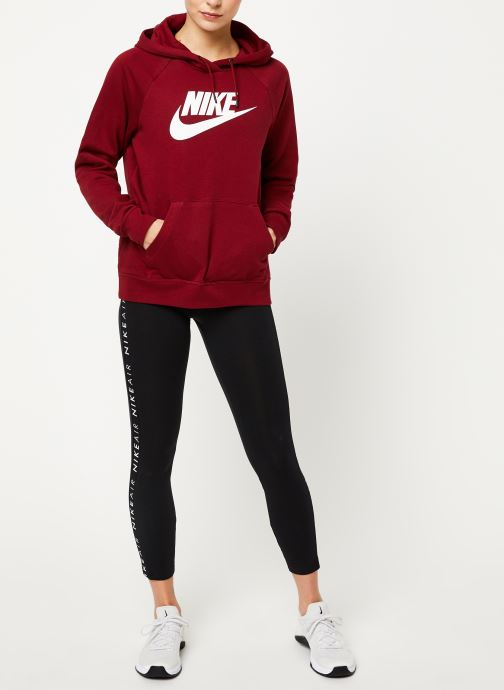 Vêtements Nike Collant Femme Nike Sportswear Air Noir vue bas / vue portée sac