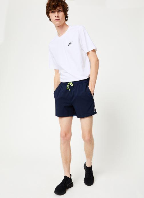Vêtements Nike Short de running Homme 12,5 cm Nike Air Flex Stride Bleu vue bas / vue portée sac