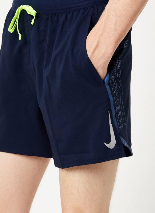 Vêtements Nike Short de running Homme 12,5 cm Nike Air Flex Stride Bleu vue face