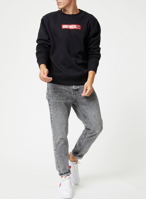 Vêtements Nike Sweat Homme Nike Sportswear Just Do It Noir vue bas / vue portée sac
