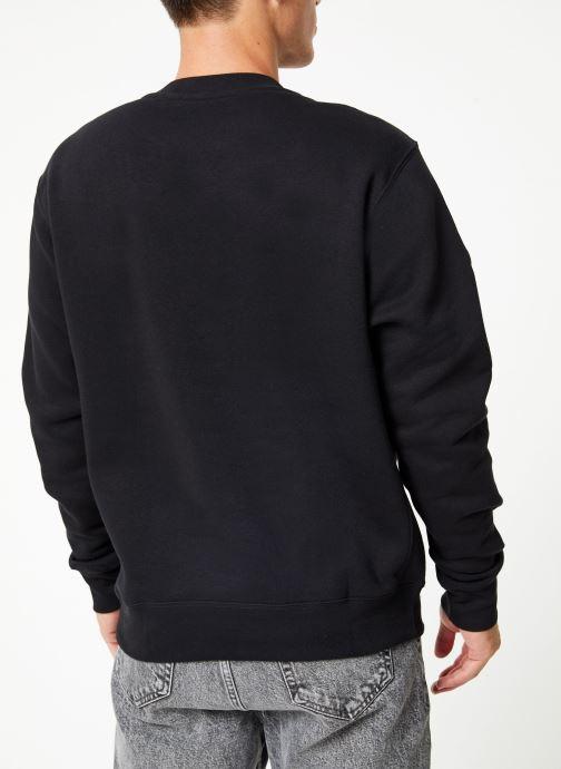 Kleding Nike Sweat Homme Nike Sportswear Just Do It Zwart model