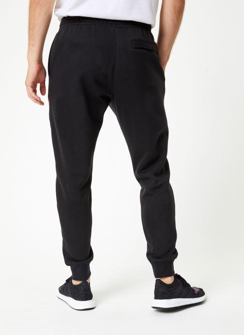 Vêtements Nike Pantalon Homme Nike Sportswear Just Do It Noir vue portées chaussures