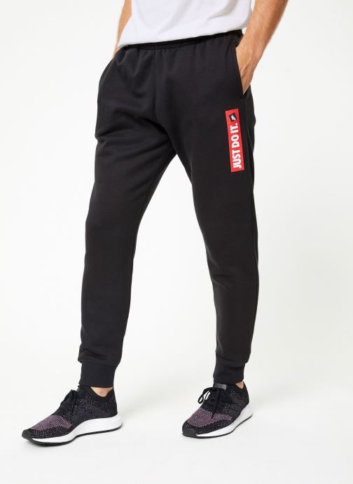 Vêtements Nike Pantalon Homme Nike Sportswear Just Do It Noir vue détail/paire