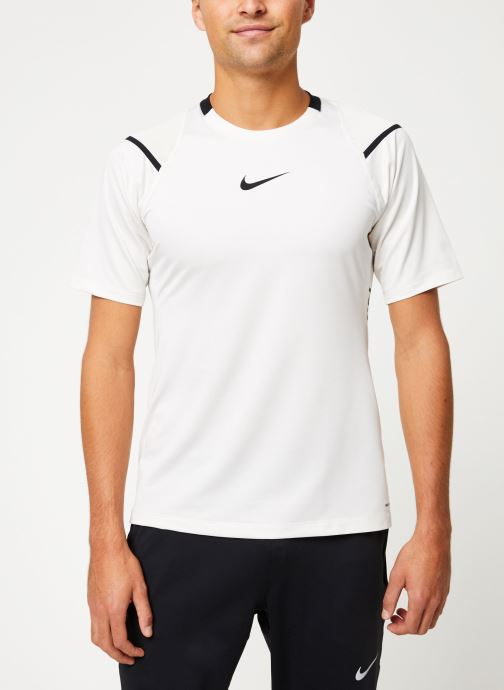 Vêtements Nike Haut de training Homme Nike pro Aeroadapt Blanc vue détail/paire