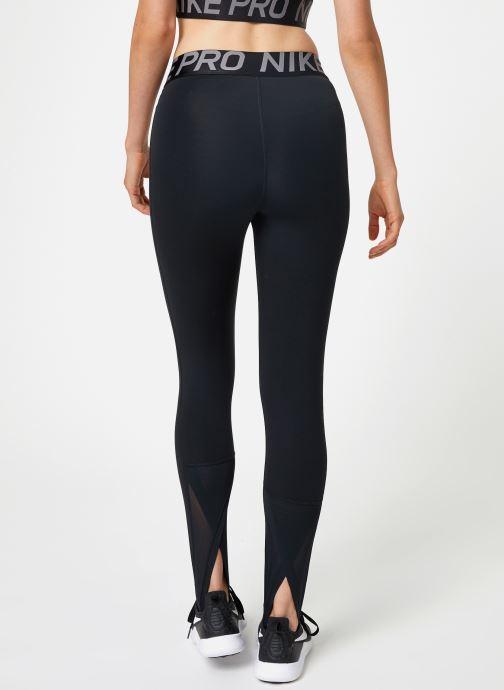 Vêtements Nike Collant de Training Femme Nike Pro Intertwist Noir vue portées chaussures