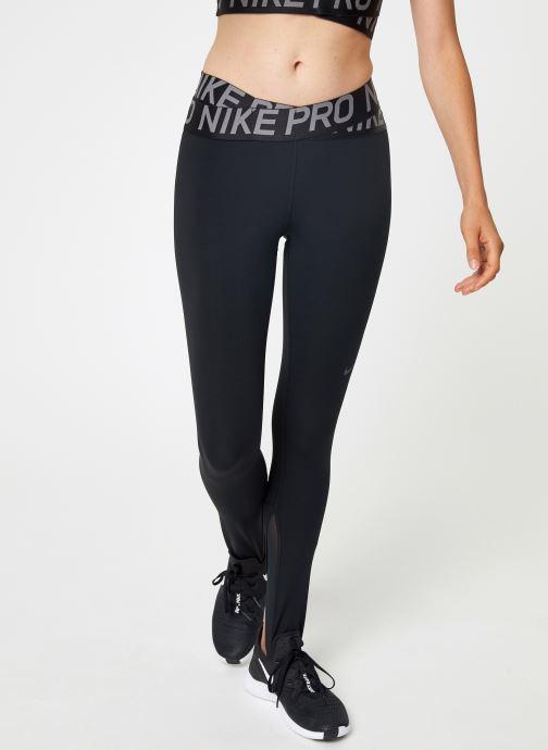 Vêtements Nike Collant de Training Femme Nike Pro Intertwist Noir vue détail/paire