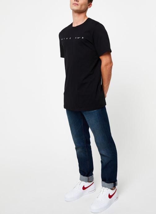 Vêtements Nike Tee-Shirt Homme Nike Sportswear Air Noir vue bas / vue portée sac