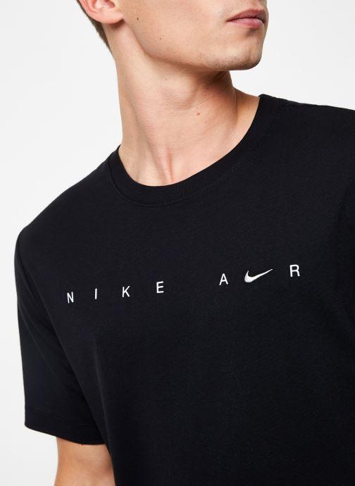 Vêtements Nike Tee-Shirt Homme Nike Sportswear Air Noir vue face