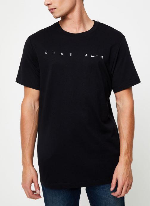 Vêtements Nike Tee-Shirt Homme Nike Sportswear Air Noir vue droite
