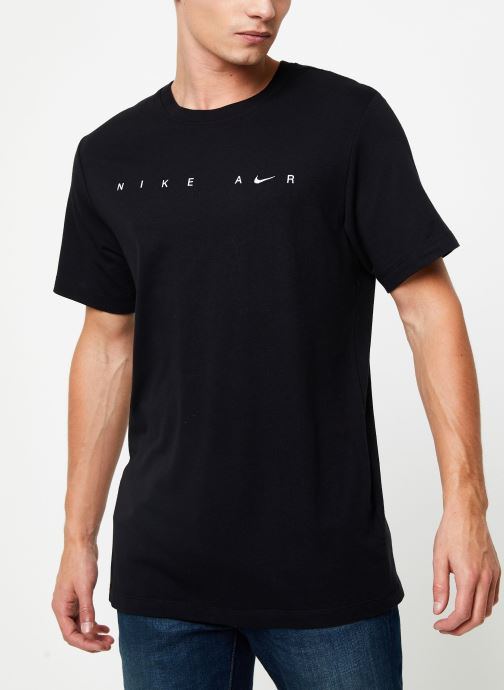 Vêtements Nike Tee-Shirt Homme Nike Sportswear Air Noir vue détail/paire