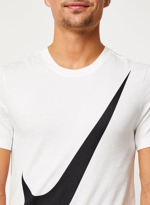 Vêtements Nike Tee-Shirt Homme Nike Sportswear big swoosh Blanc vue face