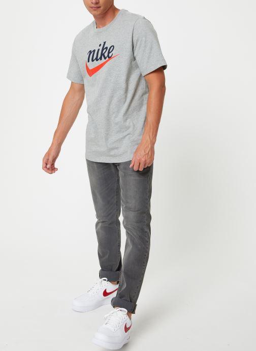 Tøj Nike Tee-Shirt Homme Nike Sportswear Heritage + Grå se forneden