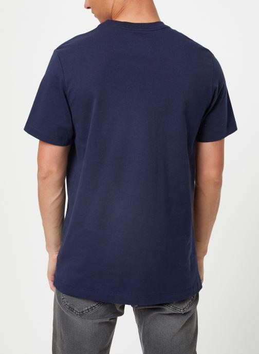 Kleding Nike Tee-Shirt Homme Nike Sportswear Heritage + Blauw model