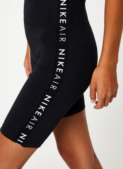 Kleding Nike Short Cycliste Femme Nike Sportswear Air Zwart voorkant