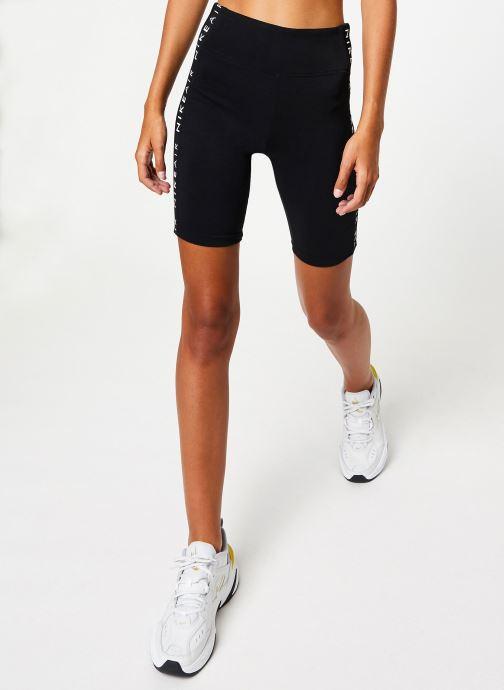 Vêtements Nike Short Cycliste Femme Nike Sportswear Air Noir vue détail/paire