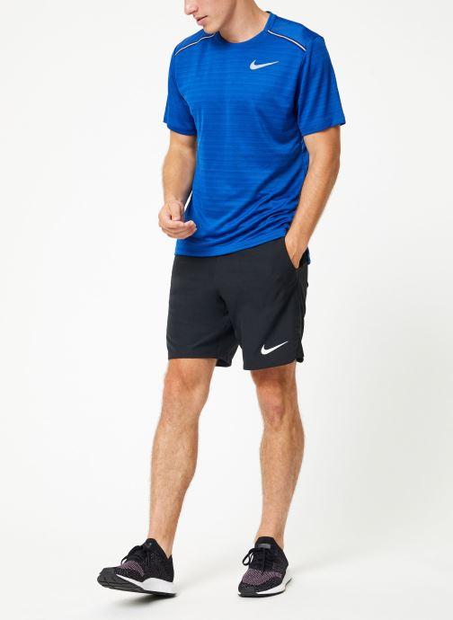 Vêtements Nike Short de training Homme Déperlant Nike Pro Flex Noir vue bas / vue portée sac