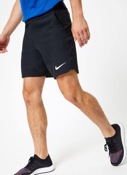 Vêtements Nike Short de training Homme Déperlant Nike Pro Flex Noir vue détail/paire