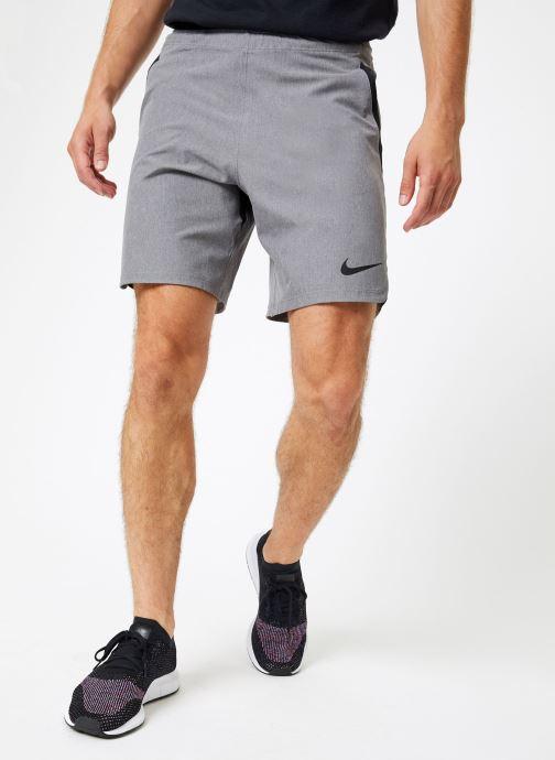Kleding Nike Short de training Homme Déperlant Nike Pro Flex Grijs detail