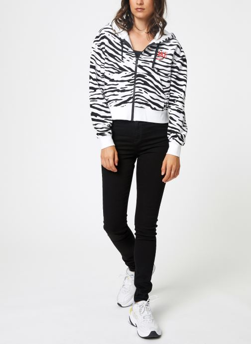 EssentialblancVêtements Nike Fleece Femme Sporstwear Sarenza405722 Chez Sweat J3FKc1lT