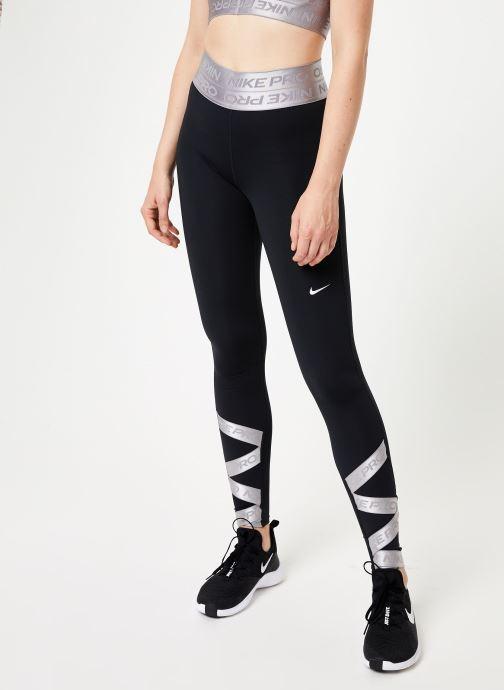 Kleding Nike Collant de Training femme 7/8 Nike Pro Elastic Zwart detail