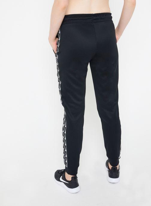Vêtements Nike Pantalon Femme Nike Sportswear Logo Noir vue portées chaussures