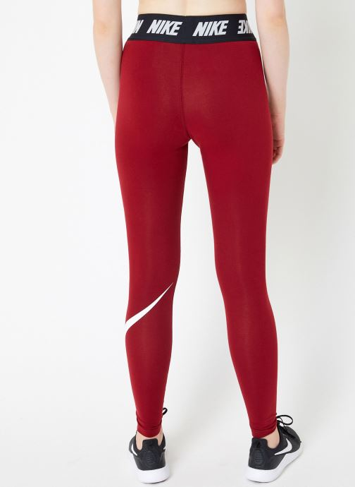 Kleding Nike Collant taille haute Femme Nike Sportswear Club Rood model
