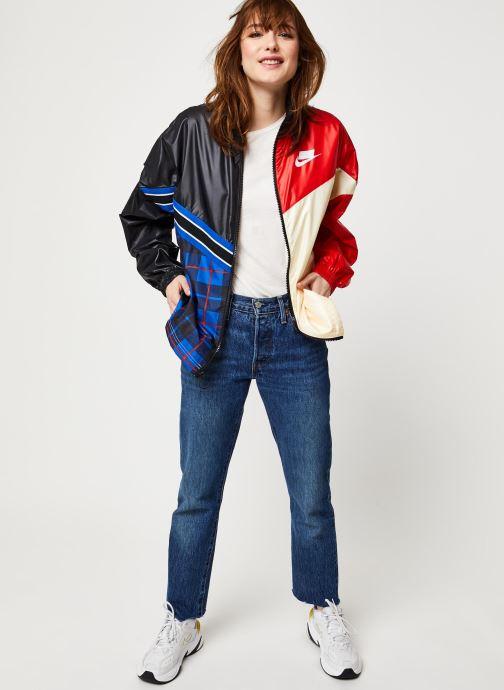 Nike Veste Femme Woven Nike Sportswear (Blanc) - Vêtements (405735)