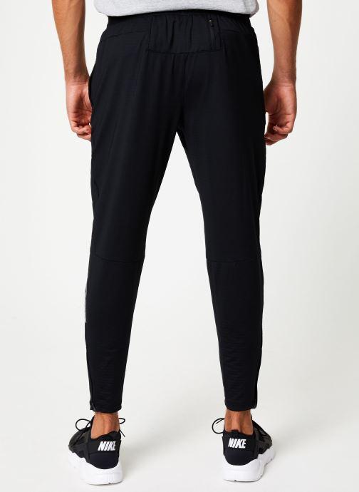 Vêtements Nike Pantalon de Running Homme Nike Phenom Noir vue portées chaussures