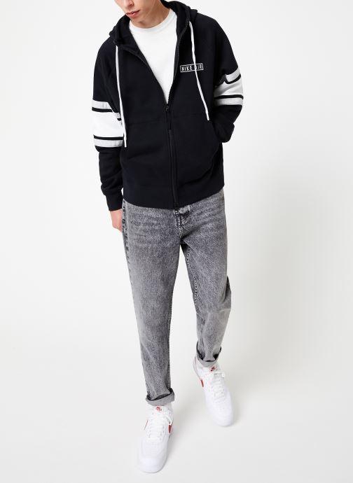 Kleding Nike Veste zippée homme Nike Sportswear Air Zwart onder