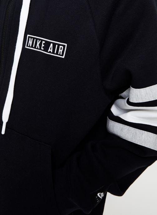 Kleding Nike Veste zippée homme Nike Sportswear Air Zwart voorkant