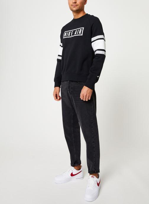 Vêtements Nike Sweat homme Nike Sportswear Air Noir vue bas / vue portée sac