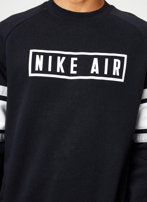 Vêtements Nike Sweat homme Nike Sportswear Air Noir vue face