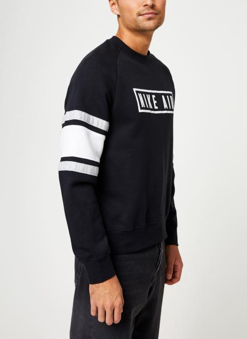 Vêtements Nike Sweat homme Nike Sportswear Air Noir vue droite