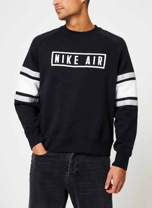 Vêtements Nike Sweat homme Nike Sportswear Air Noir vue détail/paire