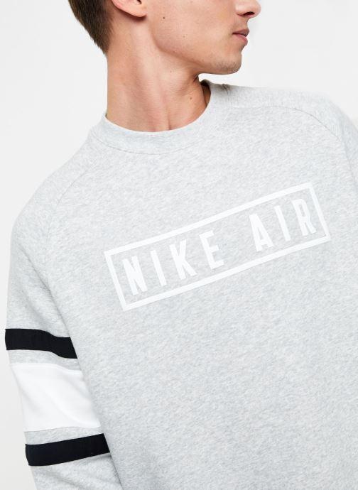 Kleding Nike Sweat homme Nike Sportswear Air Grijs voorkant