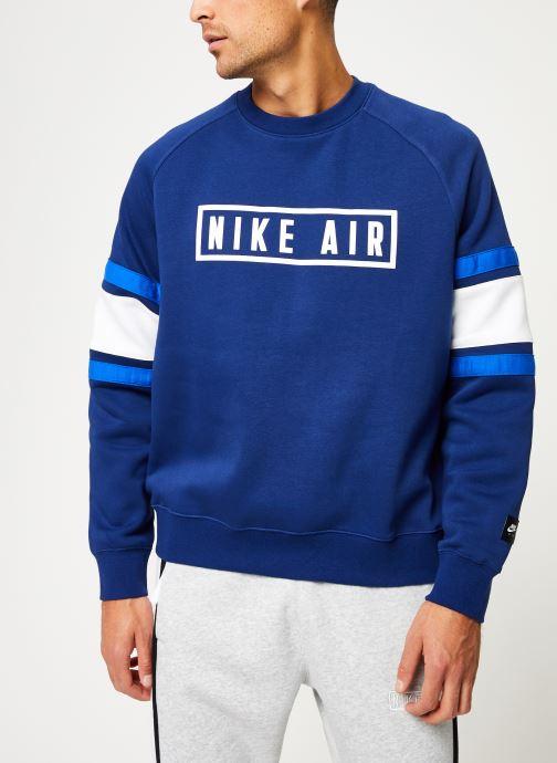 Kleding Nike Sweat homme Nike Sportswear Air Blauw rechts