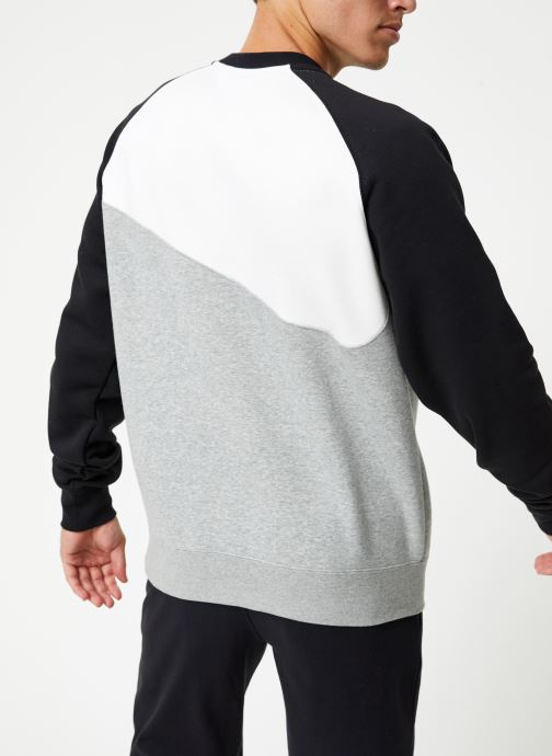 Kleding Nike Sweat Homme Nike Sporstwear Swoosh Grijs model