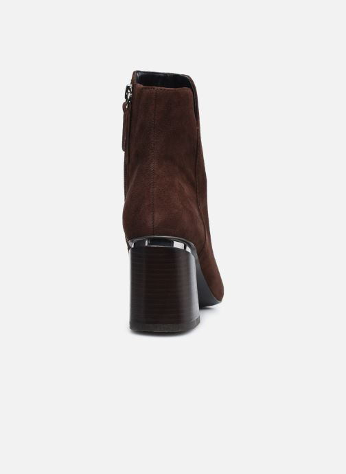 Bottines et boots Aldo GWULIA Marron vue droite