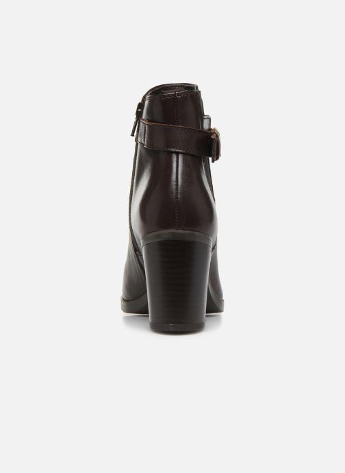 Bottines et boots Aldo BELIWIEN Marron vue droite