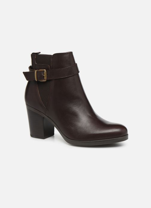 Bottines et boots Aldo BELIWIEN Marron vue détail/paire