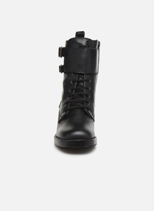 Bottines et boots Aldo LAWTONKA Noir vue portées chaussures