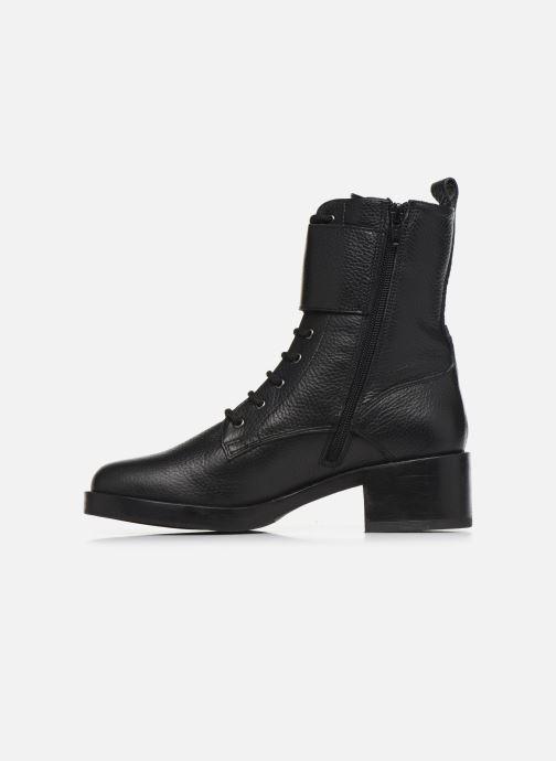 Bottines et boots Aldo LAWTONKA Noir vue face