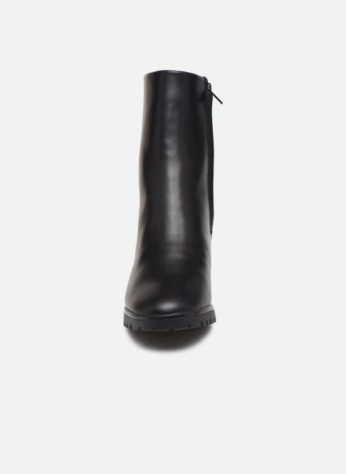 Bottines et boots Aldo INFLATA Noir vue portées chaussures
