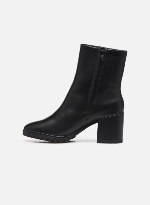 Bottines et boots Aldo INFLATA Noir vue face